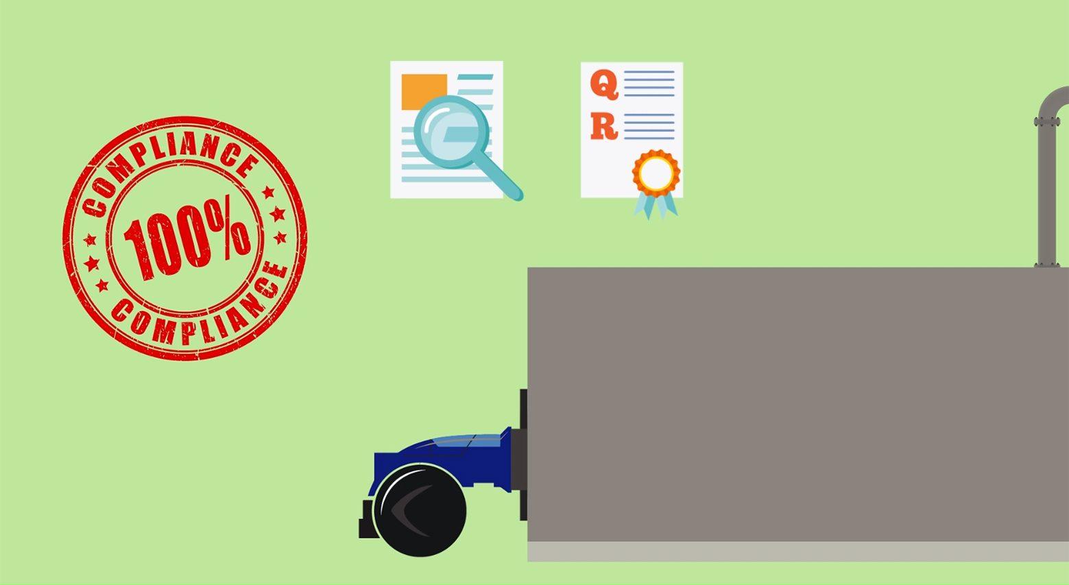 FACILE CIB Unigas rispetto costante delle normative